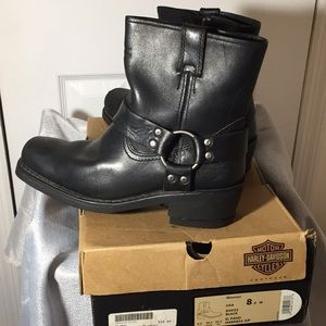 Original Harley Davison boots 8.5